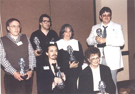 1987 winners