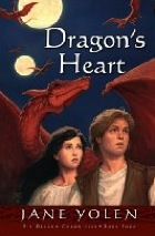Cover of Dragon's Heart by Jane Yolen