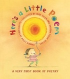 Cover of Here's a Little Poem by Jane Yolen