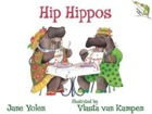 Cover of Hip Hippos by Jane Yolen