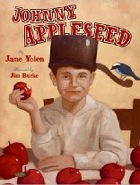 Cover of Johnny Appleseed by Jane Yolen