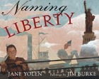 Cover of Naming LIberty by Jane Yolen