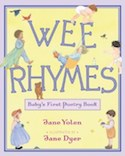 Cover of Wee Rhymes by Jane Yolen