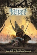 Cover of The Hostage Prince by Jane Yolen