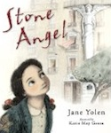 Cover of Stone Angel by Jane Yolen