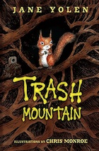 Cover of Trash Mountain by Jane Yolen