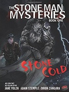 Cover of Stone Cold by Jane Yolen and Adam Stemple