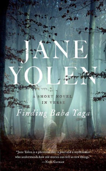 Cover of Finding Baba Yaga by Jane Yolen
