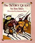 Cover of Acorn Quest by Jane Yolen