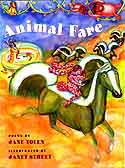 Cover of Animal Fare by Jane Yolen
