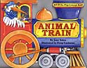 Cover of Animal Train by Jane Yolen