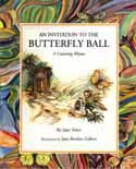 Cover of An Invitation to the Butterfly Ball by Jane Yolen