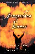 Cover of Armageddon Summer by Jane Yolen and Bruce Coville