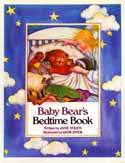 Cover of Baby Bear's Bedtime Book by Jane Yolen