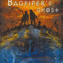 Cover of The The Bagpiper's Ghost by Jane Yolen