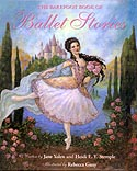 Cover of Barefoot Book of Ballet Stories by Jane Yolen and Heidi E Y Stemple