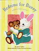 Cover of Bedtime for Bunny by Jane Yolen