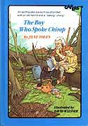 Cover of The Boy Who Spoke Chimp by Jane Yolen
