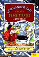 Cover of Commander Toad and the Space Pirates by Jane Yolen