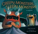 Cover of Creepy Monsters, Sleepy Monsters by Jane Yolen