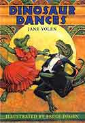 Cover of Dinosaur Dances by Jane Yolen