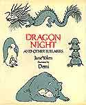 Cover of Dragon Night and Other Lullabies by Jane Yolen