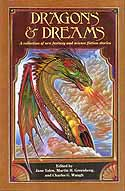 Cover of Dragons and Dreams by Jane Yolen