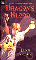 Cover of Dragon's Blood by Jane Yolen