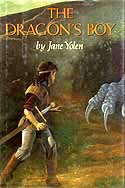 Cover of The Dragon's Boy by Jane Yolen