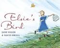 Cover of Elsie's Bird by Jane Yolen