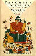 Cover of Favorite Folktales from Around the World by Jane Yolen