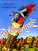 Cover of The Flying Witch by Jane Yolen