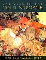 Cover of Girl in the Golden Bower