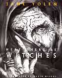Cover of Here There Be Witches by Jane Yolen
