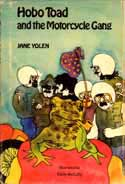Cover of Hobo Toad and the Motorcycle Gang by Jane Yolen