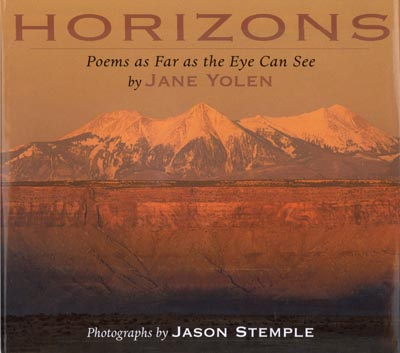 Cover of Horizons by Jane Yolen and Jason Stemple