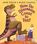 Cover of How Do Dinosaurs Count to Ten? by Jane Yolen