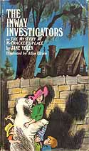 Cover of The Inway Investigators by Jane Yolen