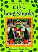 Cover of King Long Shanks by Jane Yolen