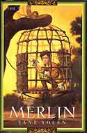 Cover of Merlin by Jane Yolen