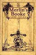 Cover of Merlin's Booke by Jane Yolen