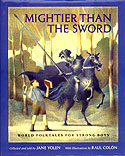 Cover of Mightier Than the Sword by Jane Yolen