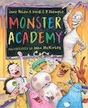 Cover of Monster Academy by Jane Yolen and Heidi E Y Stemple