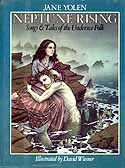 Cover of Neptune Rising by Jane Yolen