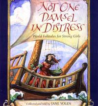 Cover of Not One Damsel in Distress by Jane Yolen