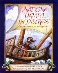 Cover of Not One Damsel in Distress by Jane Yolen
