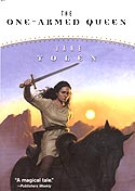 Cover of The One-Armed Queen by Jane Yolen