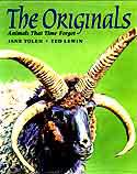 Cover of The Originals by Jane Yolen and Ted Lewin