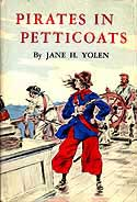Cover of Pirates in Petticoats by Jane Yolen