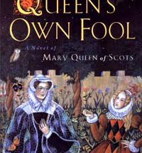 Cover of Queen's Own Fool by Jane Yolen and Robert J Harris